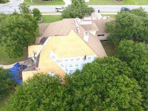 Austin Shingle Roof Repair