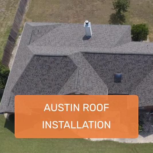 Austin Roof Installation Image
