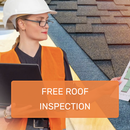 Free Roof Inspection Image