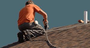 Trusted Team Member Replacing Roof Shingles in Onion Creek Neighborhood