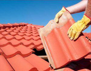 Repairing and Replacing Tile Roof