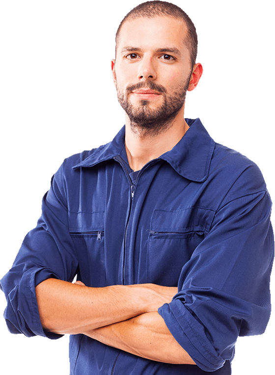 Male Roofing Worker in Austin, Texas